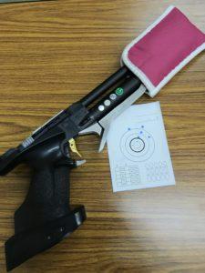 APSの銃